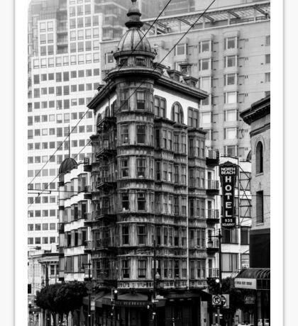 Columbus Tower Sticker