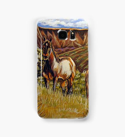 Up From The Canyons Samsung Galaxy Case/Skin