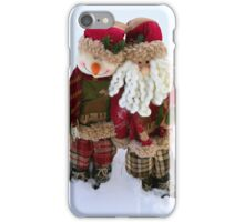 after greeting iPhone Case/Skin