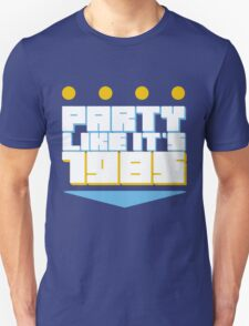 Party Like it's 1985 Crown T-Shirt
