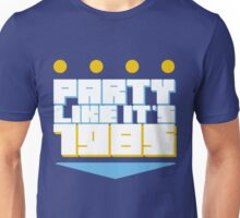 Party Like it's 1985 Crown Unisex T-Shirt