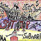 Trenody to the Victims of Dominicana . Contro La Pedofilia A Chiesa Sancta. Der Zorn Gottes. by © Andrzej Goszcz,M.D. Ph.D