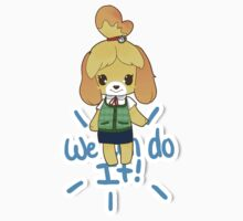 We Can Do It! by maytedesu