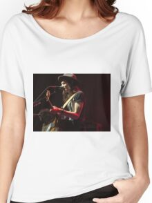 James Bay With Guitar Women's Relaxed Fit T-Shirt