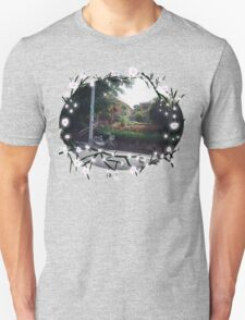 Tokyo Oasis [Transparent] Unisex T-Shirt