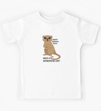Happy Quokka Kids Tee