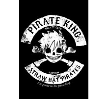 Pirate King Photographic Print