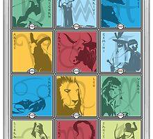 The Zodiac by Ben Wuerker