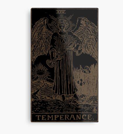 Temperance Tarot Metal Print