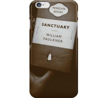 Penguin Classic Faulkner iPhone Case/Skin