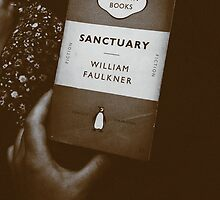 Penguin Classic Faulkner by litdesigns