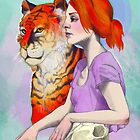 Tiger Lady by amylouised