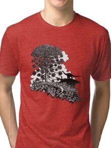 Carnotaurus Tri-blend T-Shirt