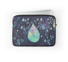Raindrop fairy  Housse de laptop