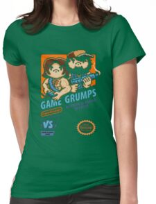 Game Grumps NES Cover Womens Fitted T-Shirt
