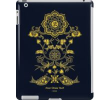 Sacred Geometry for your daily life iPad Case/Skin