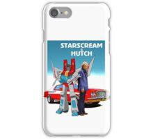 """Starscream & Hutch """"Pose-Off"""" iPhone Case/Skin"""