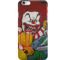 Ronald vs Colonel iPhone Case/Skin