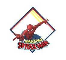 The Amazing Spiderman  by saruss