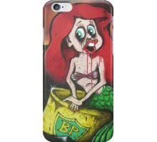 Little Mermaid Oil Spill iPhone Case/Skin