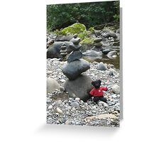 Cairn Bear Greeting Card