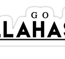 Go Find Tallahassee Sticker