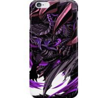 Black Eclipse Wyvern iPhone Case/Skin