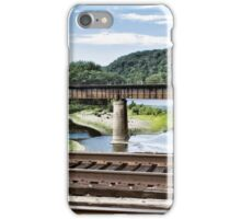 Over the Potomac iPhone Case/Skin