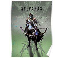 Legends of Gaming - Sylvanas Poster