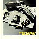 The Getaway Movie Poster by Simon Gentleman