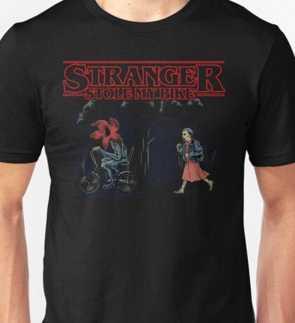 Stranger Stole My Bike Unisex T-Shirt