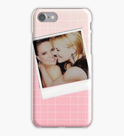 Swan Queens iPhone Case/Skin