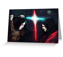 Star Wars Twiggy Ramirez Greeting Card