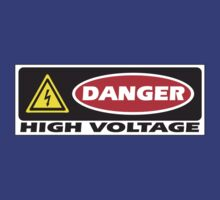 Danger - High Voltage by Simon Williams