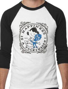 Happiness is having a Volkswagen Men's Baseball ¾ T-Shirt