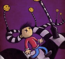 Zebra Crossing by Ross Hendrick