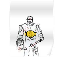 Jason Wins Poster