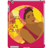 Hell Yes We Can! iPad Case/Skin