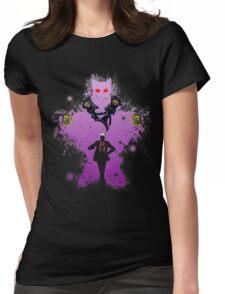 Yoshikage Kira Bite The Dust Womens Fitted T-Shirt