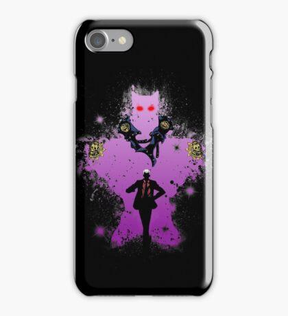 Yoshikage Kira Bite The Dust iPhone Case/Skin
