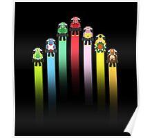 Classic Mario Kart Poster