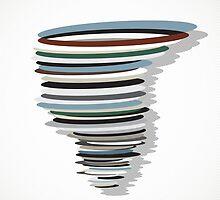 Tornado  by Richard Laschon
