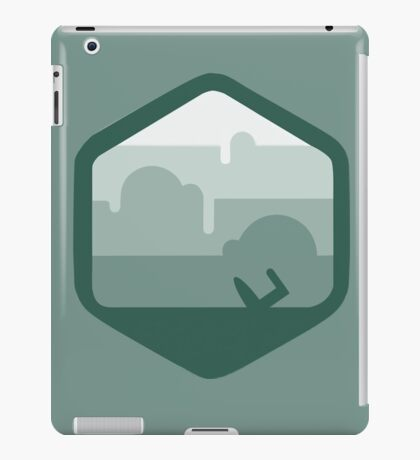 Star Wars Original Emblem Set - V3 - Yavin iPad Case/Skin