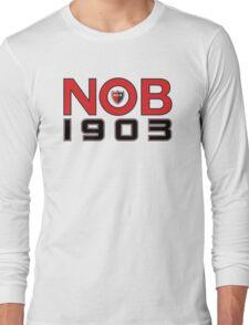 Newell's Old Boys Rosario Long Sleeve T-Shirt