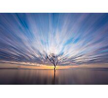 Beachmere Sunrise Photographic Print