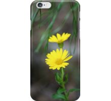 Itsy bitsy teeny weeny yellow iPhone Case/Skin