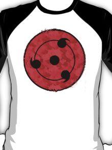 Sharingan Splatter T-Shirt