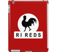 Providence Reds 1929-36 Defunct Hockey Team iPad Case/Skin