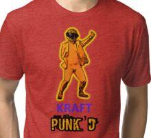 KRAFT PUNK'D Tri-blend T-Shirt