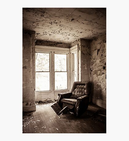 Abandoned II Photographic Print